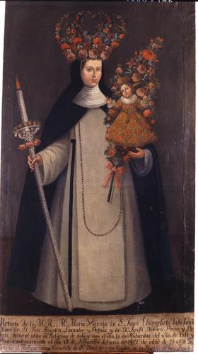 Sor María Vicenta de San Juan Evangelista