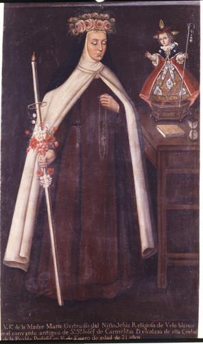 Madre María Gertrudis del Niño Jesús
