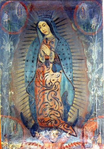 Virgen de Guadalupe
