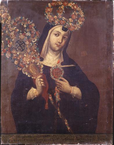 Sor María Josefa de Mendoza y Villar