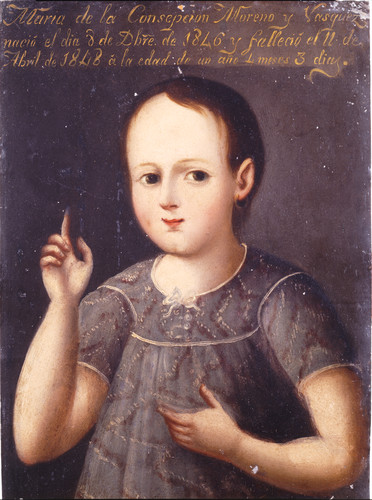 Niña María de la Concepción Moreno