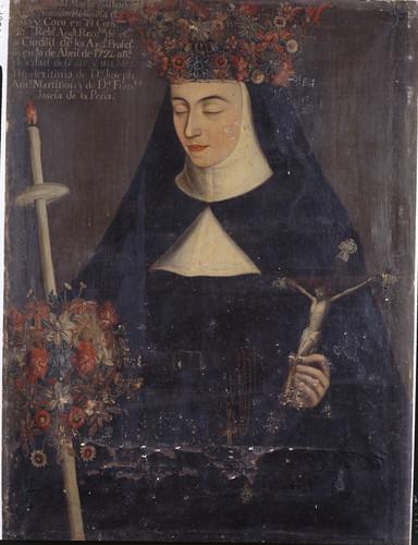 Sor María Salvadora de San Antonio