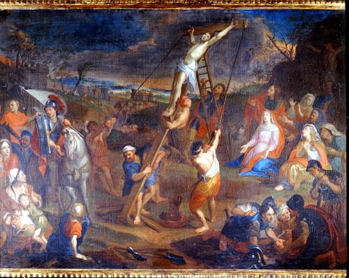Elevación de la cruz