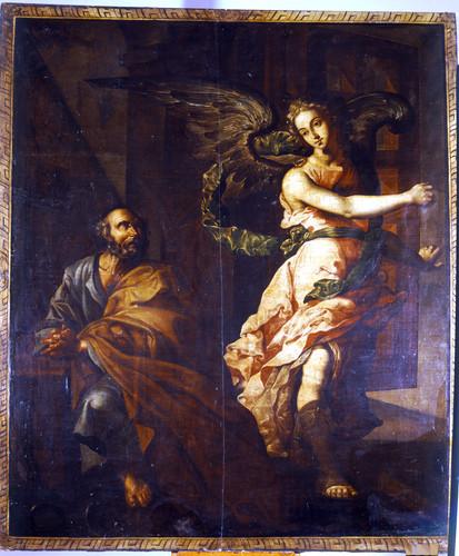 Liberación de san Pedro