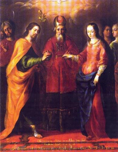 Desposorios de la Virgen
