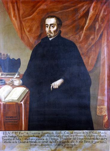 Francisco de Contreras Ramírez y Zepeda