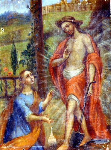 Noli me tangere (Cristo aparece a María Magdalena)
