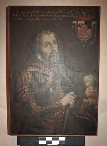 El Señor Fernando Cortés de Monroy Marqués del Estado de Oaxaca