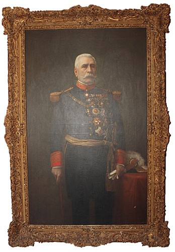 General Porfirio Díaz