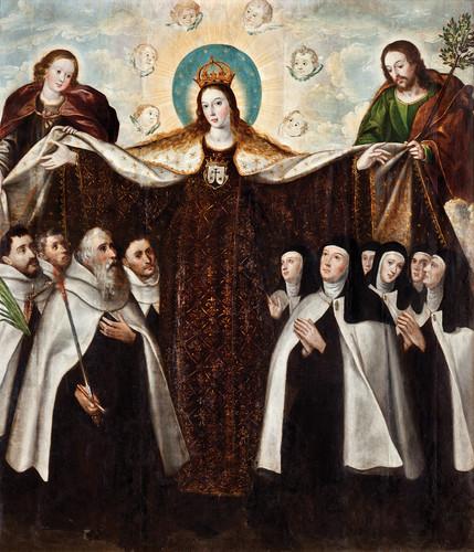 Patrocinio de la Virgen del Carmen