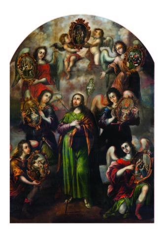 Los Dolores de san José