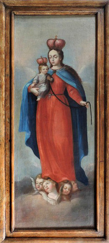 Virgen del cordón