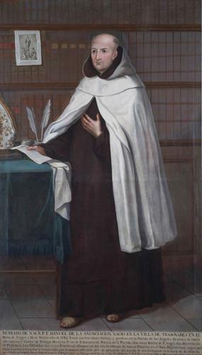 Fray Manuel de la Anunciación