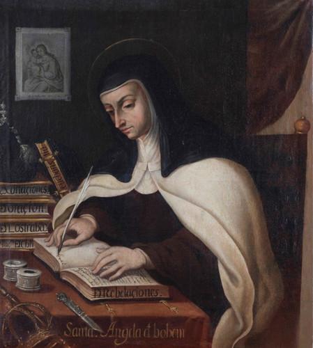 Santa Ángela de Bohemia