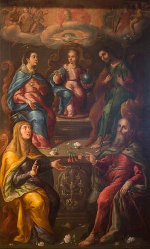 Los cinco señores