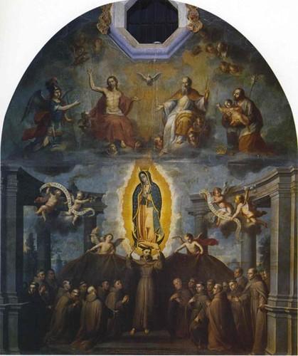 Patrocinio de la Virgen de Guadalupe