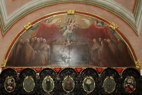 Patrocinio de San José a los franciscanos