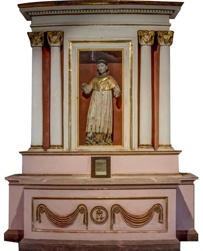 Altar de San Buenaventura