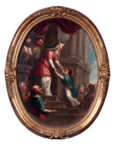 Presentación de la Virgen María al Templo