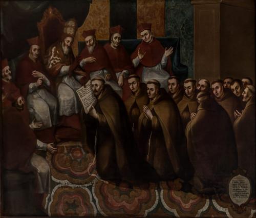 Inocencio III aprueba la Regla de la Orden de Hermanos Menores