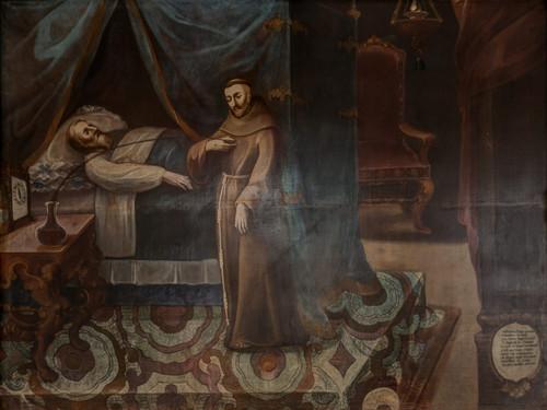 El papa que dudaba de las llagas de san Francisco