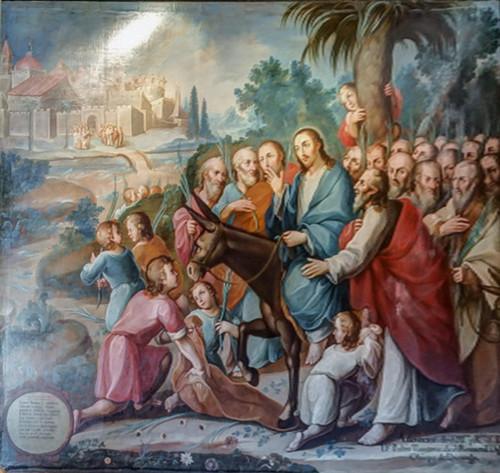 Entrada triunfal a Jerusalén