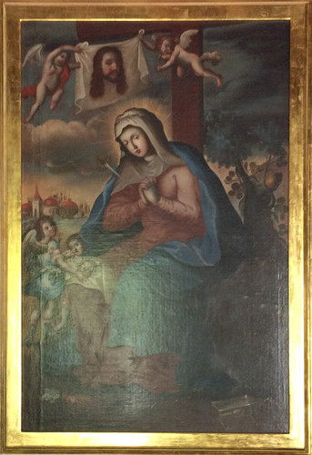 Virgen la Dolorosa