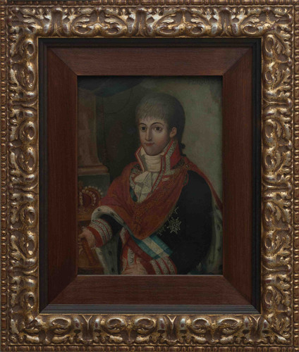 Retrato Fernando VII