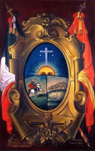Escudo de armas de Querétaro