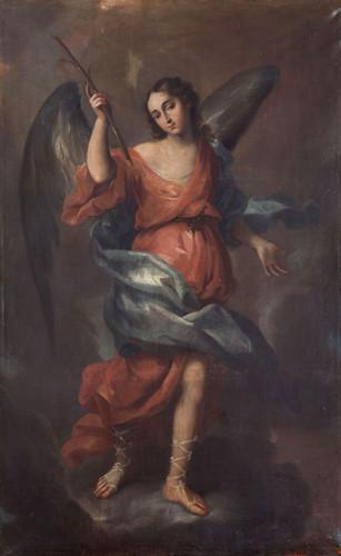 Ángel con Vara
