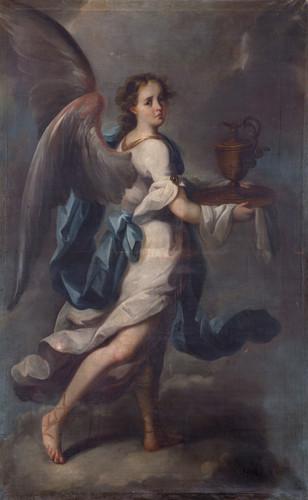 Ángel con Jofaina