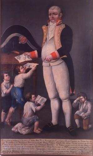 Juan Antonio del Castillo y Llata