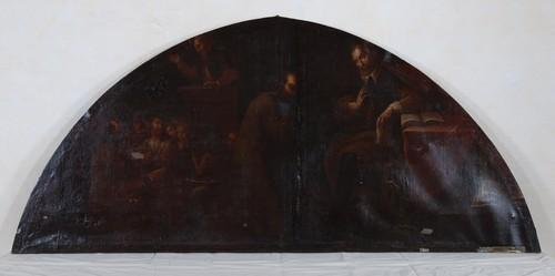 San Ignacio estudia Gramática con el Maestro Ardevoll