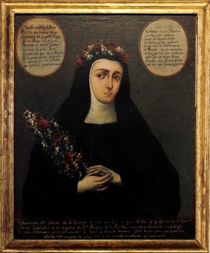 Venerable madre María de San Joseph