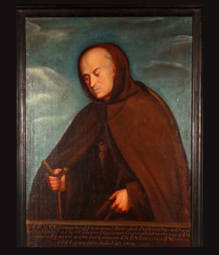 P. Fray Antonio Margil de Jesús