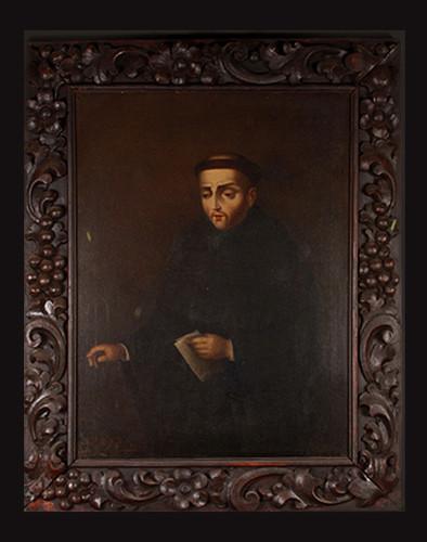 Ret. de Mo. Fray Alonso de Veracruz
