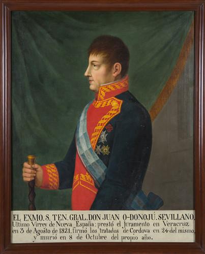 Virrey Juan O'Donojú