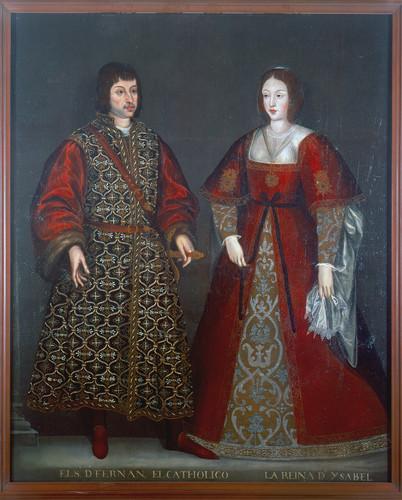 Fernando e Isabel los Reyes Católicos de España y de las Indias