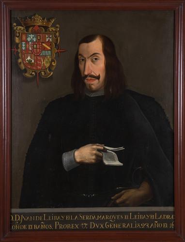 Virrey Juan de Leiva y de la Cerda