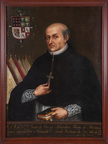 Virrey Juan Ortega y Montañez