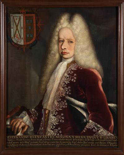Virrey Fernando de Alencastre Noroña y Silva