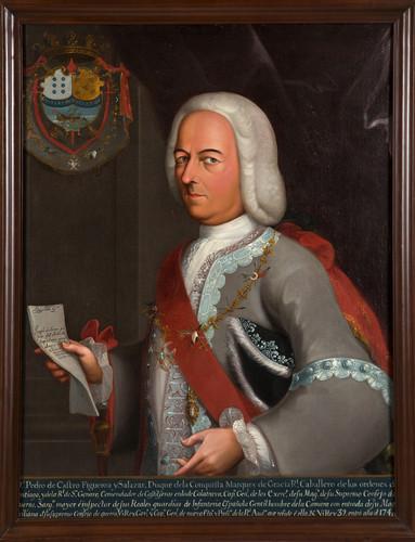 Virrey Pedro de Castro Figueroa y Salazar