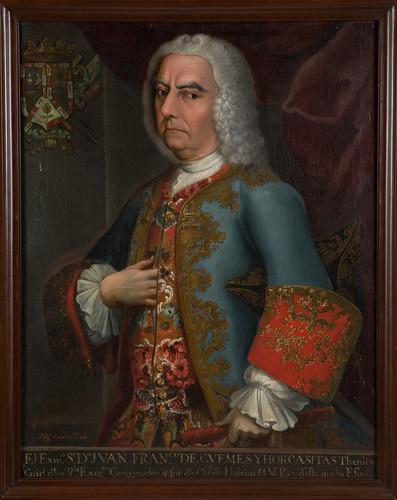 Virrey Juan de Güemes y Horcasitas