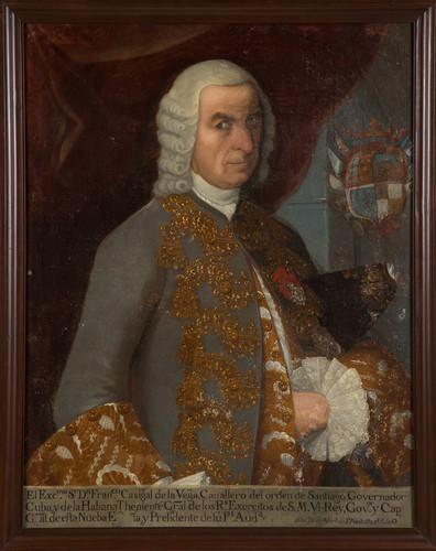 Virrey Francisco Cajigal de la Vega