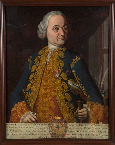 Virrey Carlos Francisco de la Cruz