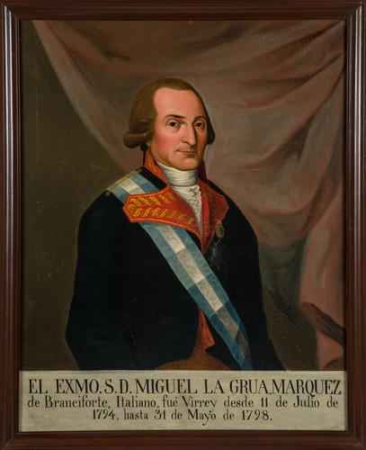 Virrey Miguel de la Grúa y Talamanca