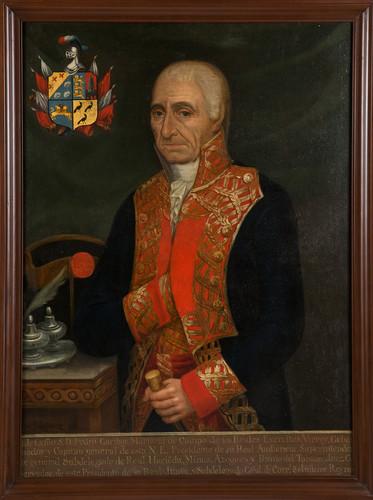 Virrey Félix Berenguer de Marquina