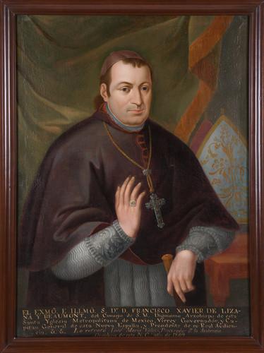 Virrey Francisco Javier Lizana y Beaumont