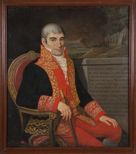 Virrey Félix María Calleja