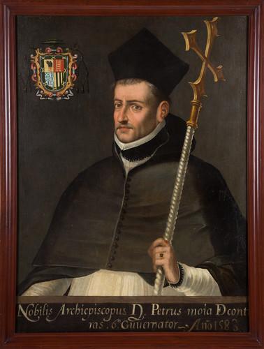 Virrey Pedro Moya de Contreras